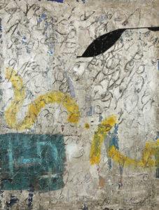 A Wondrous Sound Ulysses Jackson Acrylic on canvas, 40