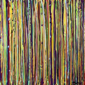 Josie Karyn Berthel Acrylic on canvas, 24