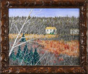 North off Bell Road Greg Stella Acrylic on canvas, 20