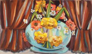Judith Linhears Curtains 2005 24