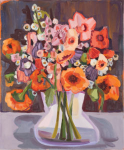 Judith Linhears Orange Poppies 2006 26