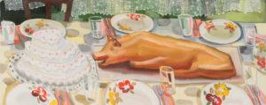 Judith Linhears Party 2000 28