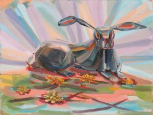 Judith Linhears Rabbit 2005 26