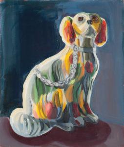 Judith Linhares Straw Dog 2009 26