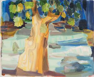 Judith Linhares Tree 1996 42