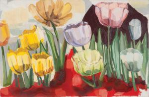 Judith Linhares Tulips 1999 30