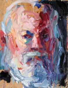 Carl Plansky Self Portrait 2005 18