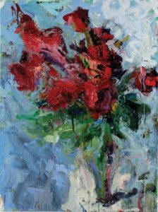 Carl Plansky Red Flowers 2006 48