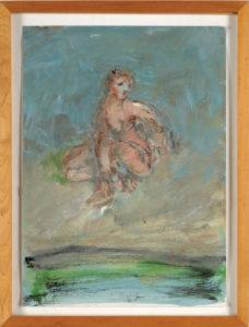 Pat Passlof Untitled 1990 22.75