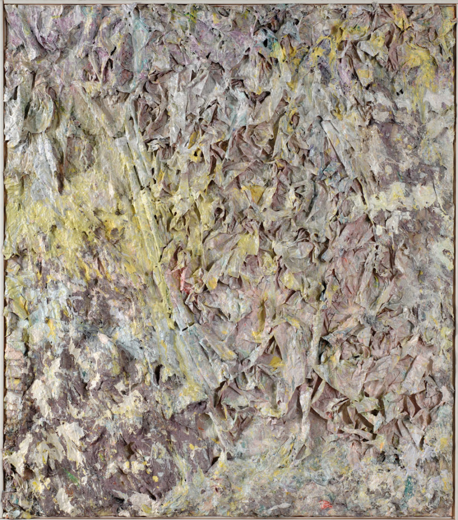 Larry Poons Affetso 1986 Acrylic on canvas 67.5