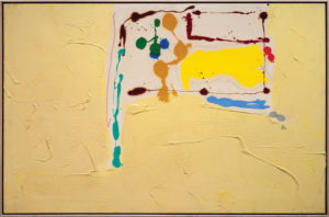 Go Hay, 1980, Acrylic on Canvas, 50.5