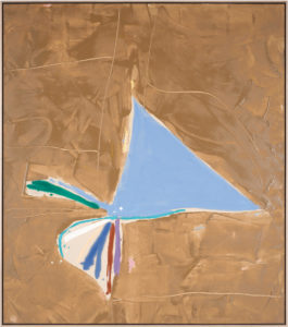 Robana, 1979, Acrylic on Canvas, 68 1/4