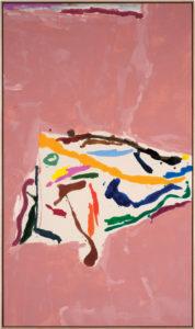 Summerland, 2012, Acrylic on Canvas, 75 1/2