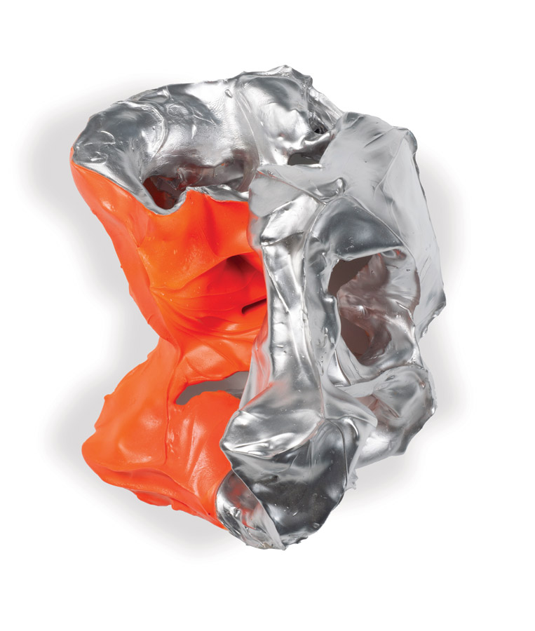 Hector (2018)  Scott Reeds  Aluminum and acrylic 11